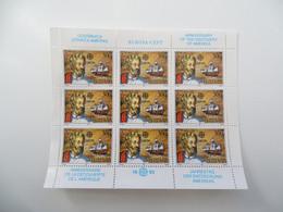 Sevios / Joegoslavie / **, *, (*) Or Used - Blocks & Kleinbögen