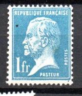 S2-3 France N° 179 **  à 10 % De La Côte A Saisir  !!! - 1922-26 Pasteur