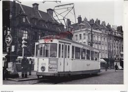 Au Plus Rapide Photo Tramway ELRT Lille Roubaix Tourcoing Bar Chagnot Lille à Confirmer - Trenes