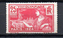 S2-3 France N° 184 **  à 10 % De La Côte A Saisir  !!! - Unused Stamps