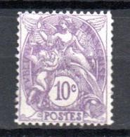 S2-3 France N° 233 **  à 10 % De La Côte A Saisir  !!! - 1900-29 Blanc