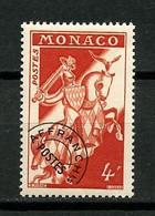 MONACO  1954 Préoblitérés  N° 11** Neuf  MNH Superbe  C 1.90 € Chevalier En Armure Chevaux Horses - Prematasellado