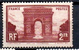 S2-3 France N° 258 ** à 10 % De La Côte A Saisir  !!! - Ungebraucht