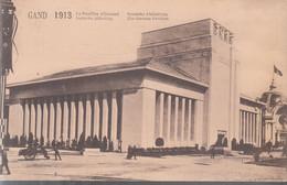 Gent (Wereldtentoonstelling Van 1913) - Duitsche Afdeeling - Gent