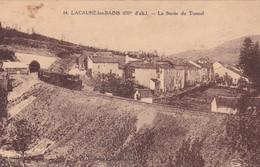 Tarn : LACAUNE Les BAINS : La Sortie Du Tunnel : Animation - Train - Other Municipalities