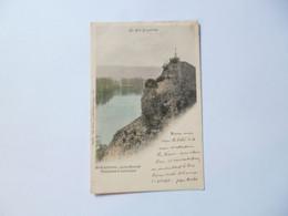 MIRANDOL   -  46  -  Près Martel  -  Falaises & Calvaire - (  Colorisée )   -  LOT - Other Municipalities