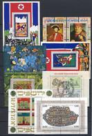 Blocklot Alle Welt - Lots & Kiloware (mixtures) - Max. 999 Stamps