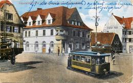Deutschland - Ludwigshafen - Tram - Ludwigshafen
