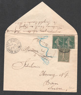 1917 DEPOT DU FRIGOLET / TARASCON BOUCHES DU RHONE / INTERNE CIVIL   C2317 - WW I