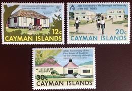 Cayman Islands 1974 University Anniversary MNH - Iles Caïmans