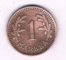 1 MARKKA  1942  FINLAND /3291/ - Finland