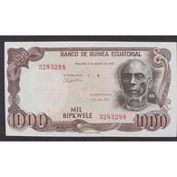 Guinée Equatoriale, 1000 Bipkwele 3.8.1979, XF - Equatorial Guinea