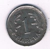 1 MARKKA  1945  FINLAND /3292/ - Finland
