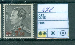 478 Xx Côte 33.00€ - Nuovi
