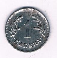1 MARKKA  1952  FINLAND /3294/ - Finland