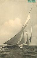 33 ARCACHON. 5 X Cpa Voiliers Régate 1909 Bateaux De Pêcheurs... - Arcachon