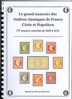 Le Grand Nuancier Des Timbres Classiques De France - Unclassified