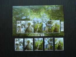 Postzegelblok++postzegelblok 172++met Zegels ++3951/55++postfris++ - Bloques 1962-....
