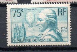 S2-4 France N° 313 **  à 10 % De La Côte A Saisir  !!! - Ungebraucht