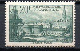 S2-4 France N° 394 **  à 10 % De La Côte A Saisir  !!! - Ungebraucht