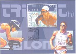 België 2000, Postfris MNH, Olympic Games - Ongebruikt