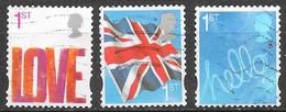 GB - Messages 2008 - Oblitérés - Lot 1282 - Gebraucht
