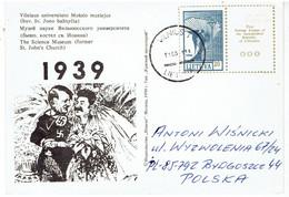 VILNIUS - Lietuva - Vilniaus Universitato Mokslo Muziejus - Wedding Adolf Hitler & Joseph Stalin - Иосиз Сталин - Lituania