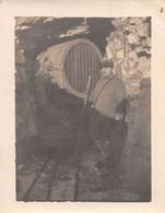 "2104 ""PUNTA CORBIN (VI)  - TRESCHE', CONCA DI ROANA - FOTOELETTRICA"" FOTOGR. ORIG., DIM. CM 6,9 X 9,9 - Guerre, Militaire"
