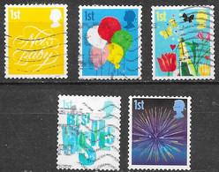 GB - Messages 2006 - Oblitérés - Lot 1283 - Gebraucht