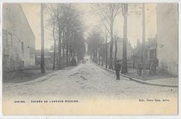 Virton : Entrée De L'avenue Bouvier , V.Caen    JE VENDS MA COLLECTION PRIX SYMPAS VOYEZ MES OFFRES - Virton