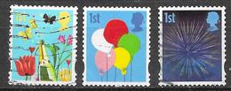 GB - Messages 2008 - Oblitérés - Lot 1284 - Gebraucht