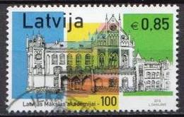 Latvia Used Stamp - Lettland