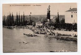 - CPA VILLEFRANCHE-SUR-SAONE (69) - Les Régates 1919 - Edition Mertz N° 20 - - Villefranche-sur-Saone