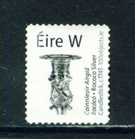 IRELAND  -  2019 Artifact Definitive 'W' Used As Scan - Used Stamps