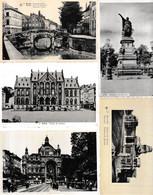 N 182 Lot 100 CPA Différentes De Belgique - 100 - 499 Cartoline