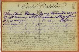 X62156 Lisez CP De Tranchées Guerre 1914 BOULOGNE-sur-MER (62) Le Pont MARGUET Et Les Quais CpaWW1 LEVY 37 - Boulogne Sur Mer