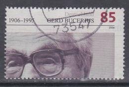 BRD,Germany 2006 / Mich. 2538 /  Xy261 - Usados