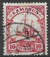 1915 Kamerun British Occupation Duala 1916 - Kolonie: Kamerun