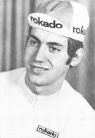 CYCLISME: CYCLISTE : KARL HEINZ KUSTER - Cycling