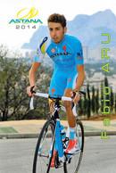 CYCLISME: CYCLISTE : FABIO ARU - Cycling