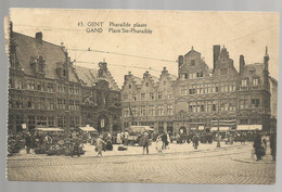 ***  GENT / GAND  ***  -  Pharaïlde Plaats - Gent