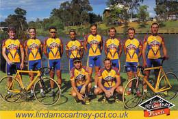 CYCLISME: CYCLISTE : GROUPE LINDA MC CARTNEY - Cycling