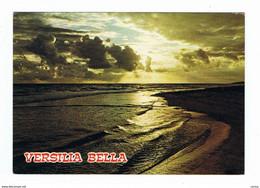 VERSILIA  BELLA (LU):  LA  SPIAGGIA  -  PER  LA  SVIZZERA  -  FG - Hold To Light