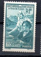 S2-4 France N° 417 **  à 10 % De La Côte A Saisir  !!! - Ungebraucht