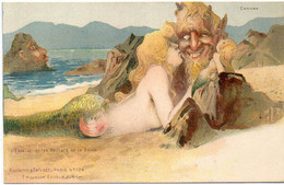 F. KILLINGER - Surréalisme - CANNES - L' Esterel Et Les Rochers De La Bocca  (6924 ASO) - Andere Zeichner