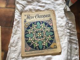 Revue Mon Ouvrage 1926 Mode Couture Le Muguet Symbole Du 1er Mai - 1900 - 1949