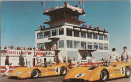 AK Edmonton International Speedway, Control Tower - Altri