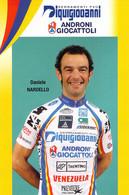 CYCLISME: CYCLISTE : DANIELE NARDELLO - Cycling