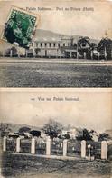 Haïti - Port Au Prince - Palais National Et Vue Sur Le Palais National - Haiti