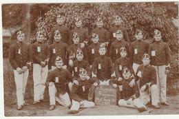 ARMEE BELGE - PHOT CARTE - SOUVENIR DU 5eme ESCADRON - LA CLASSE 1903 - Barracks